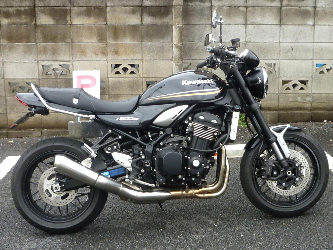 中古 z900rs